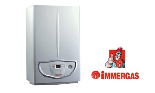 Assistenza caldaie immergas parma vendita installazione - Scaldabagno a condensazione prezzi ...