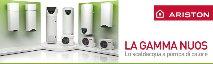 Detrazione fiscale 50 vendita installazione e - Scaldabagno pompa di calore ariston ...