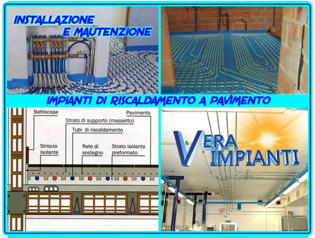 Riscaldamento Ad Aria A Gas.Installazione Impianto A Gas Parma